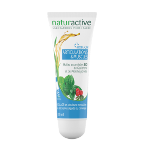 Roll-on joints and muscles NATURACTIVE