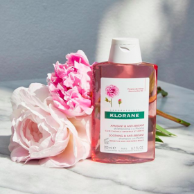 Shampoo with peony - soothing - Laboratoire...