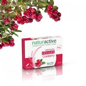 URISANOL 30 gélules NATURACTIVE