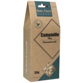 Camomille romaine bio NAT&FORM TISANES