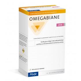 OMEGABIANE DHA - 80 capsules - Laboratoire PILEJE