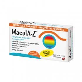 Macula-Z 30 tablets Horus Pharma