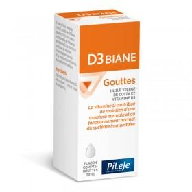 D3 Biane drops PILEJE