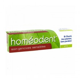 Homeodent toohthpate for sensitive gum aniseed...