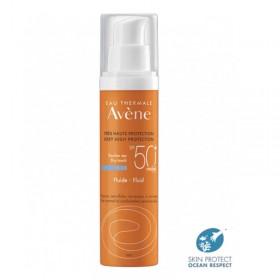 Fluide sans parfum spf 50+ AVENE