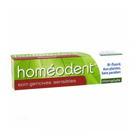 Homeodent toothpaste for sensitive gum...
