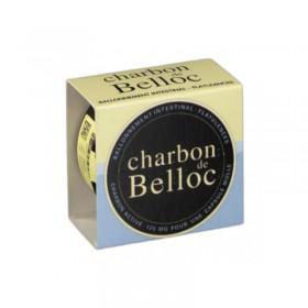 Charbon de Belloc gélules au charbon activé