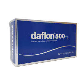 Daflon 500 mg - SERVIER