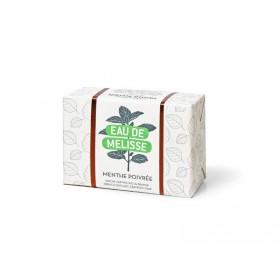 Organic peppermint soap- EAU DE MELISSE