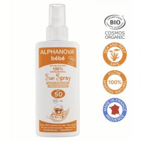 Baby Sun Spray SPF 50 - ALPHANOVA