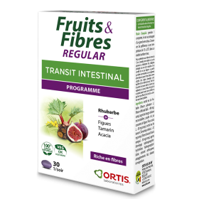 Fruits & Fibres REGULAR comprimés – ORTIS