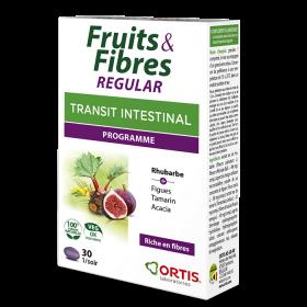Fruits & Fibres REGULAR tablets - ORTIS