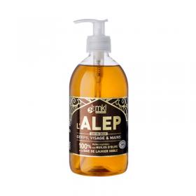 Organic Aleppo soap - MKL