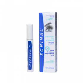 Fortifying eyelash gel with ANP 2+ ECRINAL