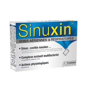 Sinuxin sachets - LES 3 CHENES