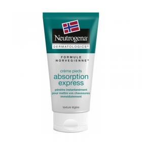 Dry feet express absorption cream - NEUTROGENA