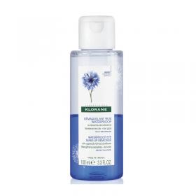 Cornflower waterproof makeup remover - KLORANE