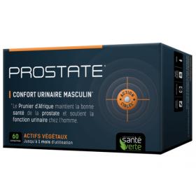 Prostate - man urinary comfort - Sante Verte